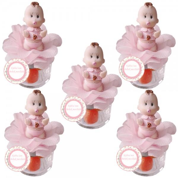 Dua Eden Bebek Şekeri ( Kavanozlu - Kız )