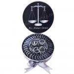 Kişiye Özel Avukat Çikolatası ( Metal Kutu - 50'li )