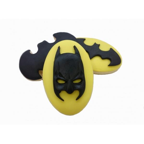 Batman Temalı Kurabiye