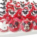 Mickey Mouse Kurabiye ( Karma )